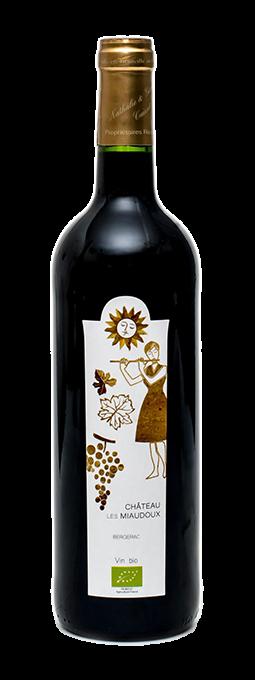 biologisch rode wijn